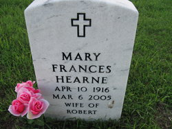 Mary Frances Hearne