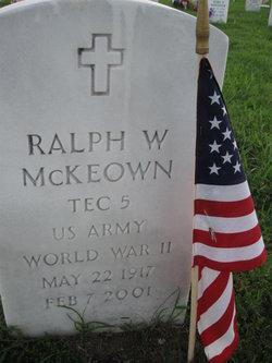 Ralph Waldo McKeown