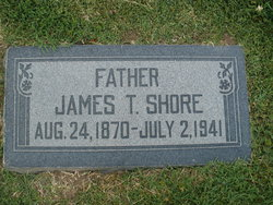 James Thomas Shore