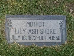 Lillie Jane <I>Ash</I> Shore