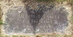Julian B James
