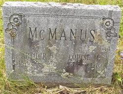 Louise M McManus