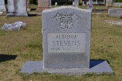 Altonia Stevens