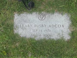Leary Busby Adcox