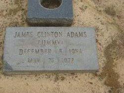 "James Clinton ""Jimmy"" Adams"