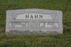 Marybelle <I>Stroup</I> Hahn