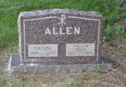 Pauline <I>Wynn</I> Allen