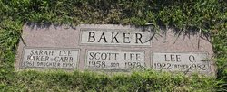 Lee Odin Baker