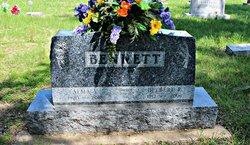 Alma V <I>Clyde</I> Bennett