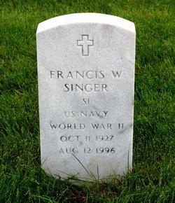 Deacon Francis W. Singer
