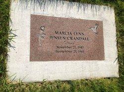 Marcia Lynn <I>Jensen</I> Crandall