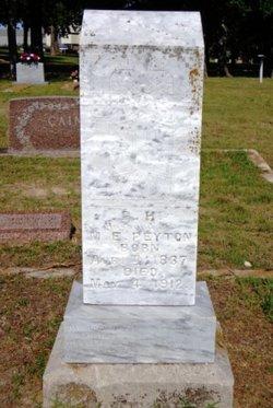 P.            H. Peyton