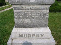 """Eleanor """"Ellen"""" <I>Shultz</I> Murphy"""