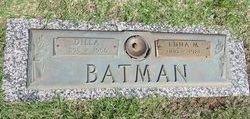 Edna Madlyn <I>Leary</I> Batman