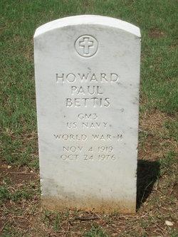 Howard Paul Bettis