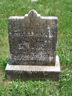 Ozella A. <I>Wilkinson</I> Lamb