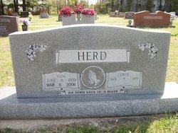 Vada <I>Cole</I> Herd