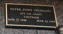 Peter John Delgado
