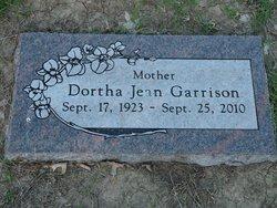 Dortha J Garrison