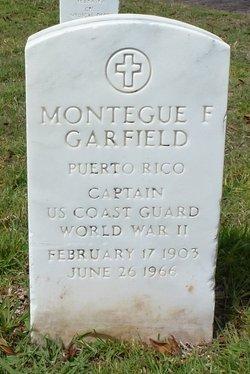 Montegue F Garfield