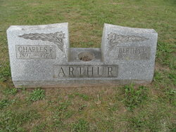 Charles R Arthur