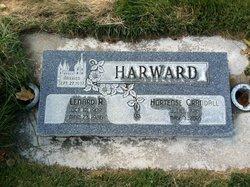 Lenard Roylance Harward