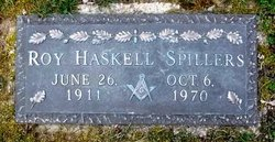 Roy Haskell Spillers