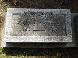 Annis <I>Coon</I> Axtell