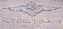 Mary Louise Stinchcomb