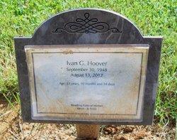Ivan G Hoover