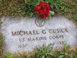Michael Glynn Cusick