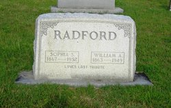 Sophia S <I>Green</I> Radford
