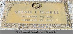 "Vernie I ""Aunt Sister"" McNeill"