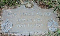 Eva <I>Hall</I> Cline