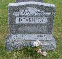Ruth <I>Howard</I> Dearnley