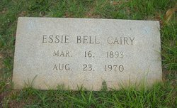 Essie Bell <I>Nix</I> Cairy