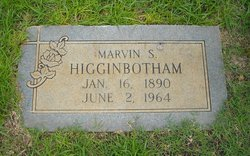 Marvin S Higginbotham