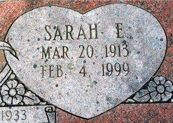 Sarah E. <I>Whisler</I> Montgomery