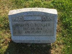 Calvin O Bonser