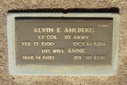 Anne Ahlberg