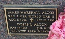 James Marshall Alcox