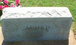 Hanford Acord