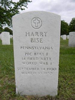 Harry Bise