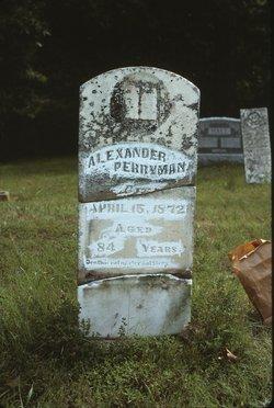 Alexander Perryman