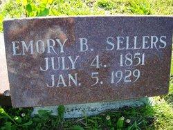 Emory B Sellers