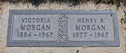 Hedvig Victoria <I>Johnson</I> Morgan