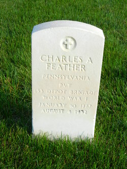 Charles A Feather