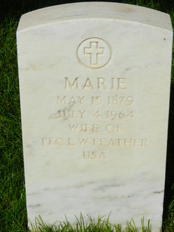 Marie Feather