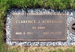 Clarence Joseph Ackerson