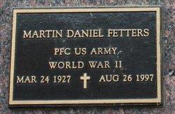 Martin Daniel Fetters